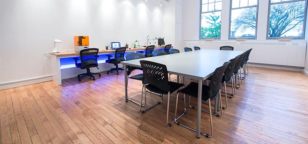 Studio Rental 3 Delta Studio 3D Printing Workshops and Services Toronto Canada